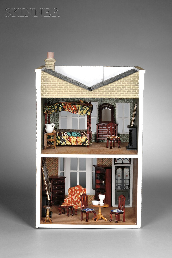 Yinka Shonibare (British, b. 1962)      Norton Christmas Project/Doll House