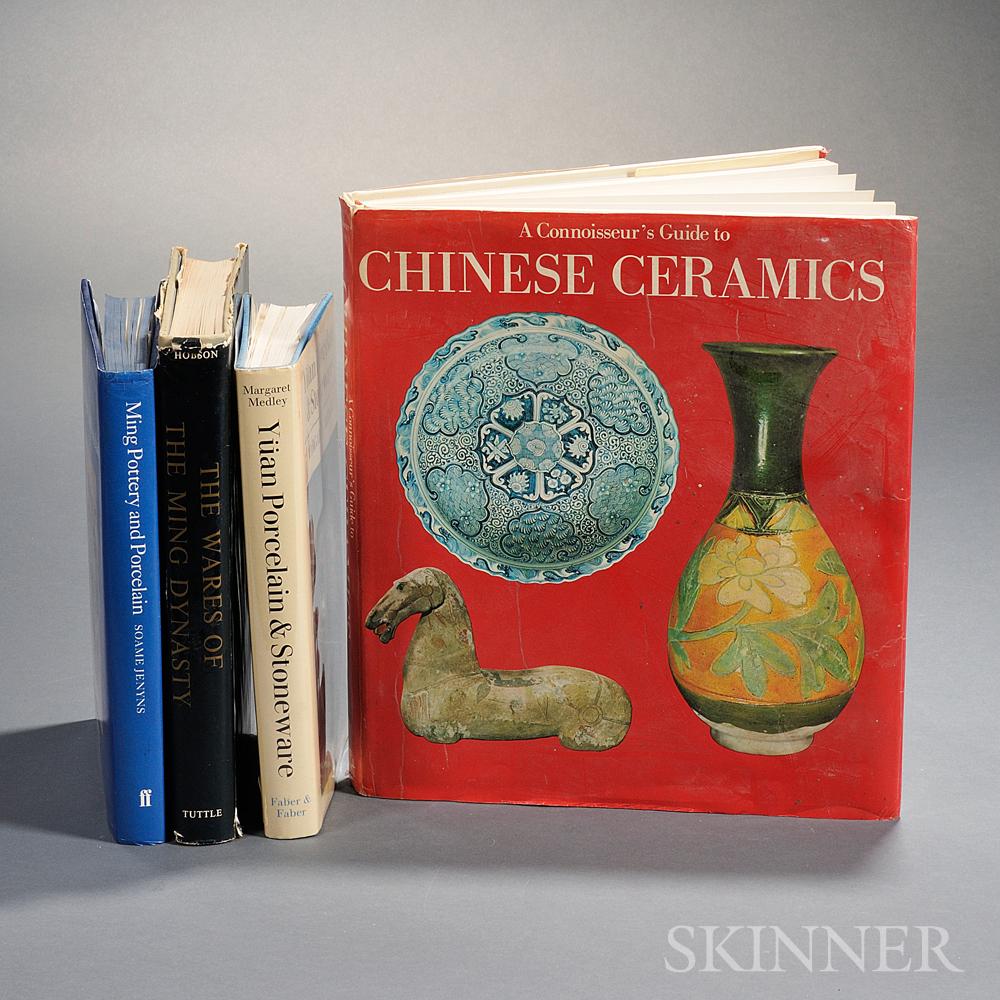 Four Books on Chinese Ceramics