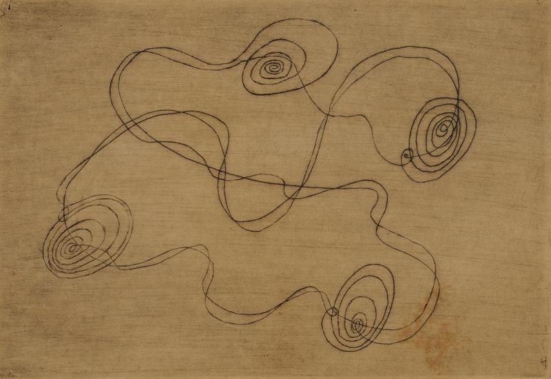 Josef Albers (German, 1888-1976)      Velocidad