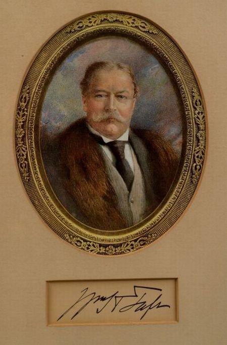 Taft, William Howard (1857-1930)