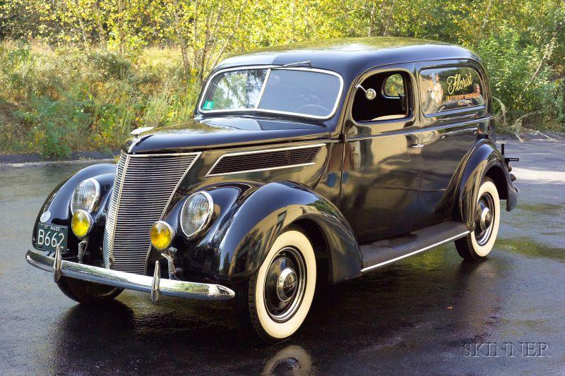 1937 ford sedan delivery vin 183642529 sale number 2383 lot 1937 Ford Sedan Slant 1937 ford sedan delivery vin 183642529