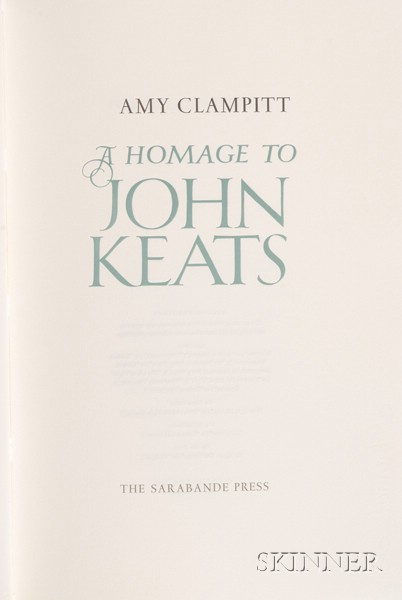 Clampitt, Amy