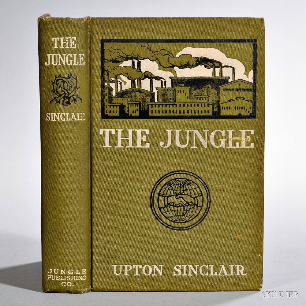 the impact on the government the jungle by upton sinclair jr The role of upton sinclair in the history of the united states of world's end began an 11-volume series on american government the jungle by upton sinclair.
