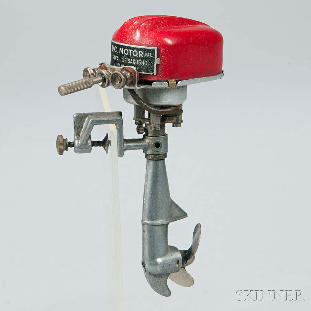 Toy Boat Motor