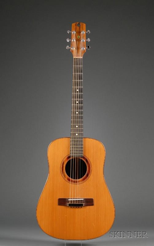 American Guitar, Nikos Appollonio, Rockport, 1986