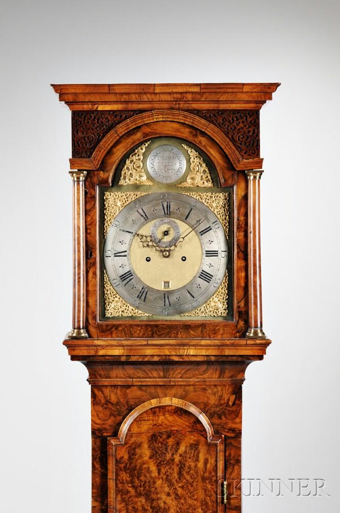 Thomas Triggs Longcase Clock