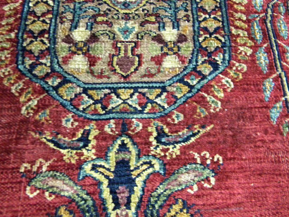 Silk Doroksh Rug