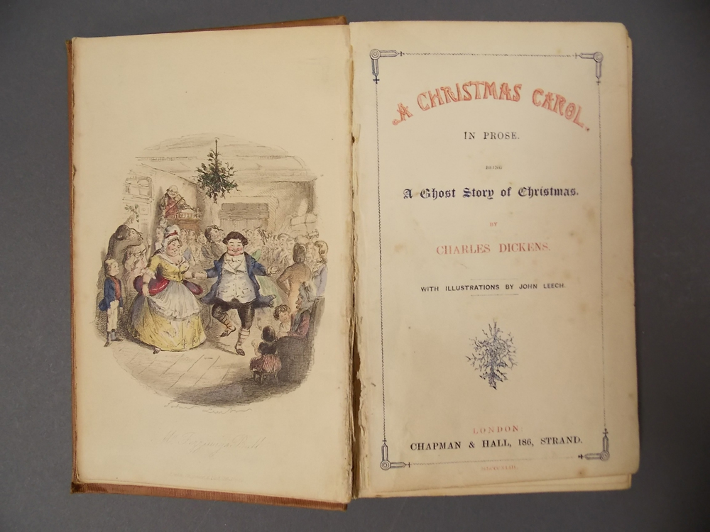 a comparison of charles dickens book a christmas carol and its movie version Charles dickens: that, ladies and gentlemen is the story of a christmas carol not quite the same one i wrote in the book, i admit not quite the same one i wrote in the book, i admit i hope you enjoyed it, none the less.
