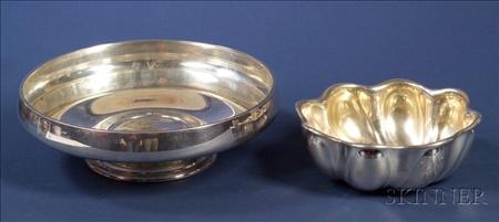 Two Gorham Sterling Bowls