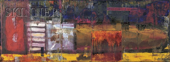 Aaron Fink (American, b. 1955)      Paintbrush