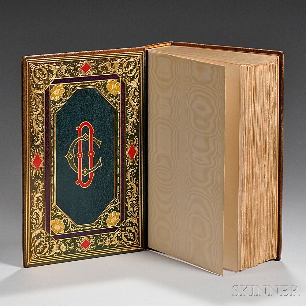Dickens, Charles (1812-1870) The Complete Works.