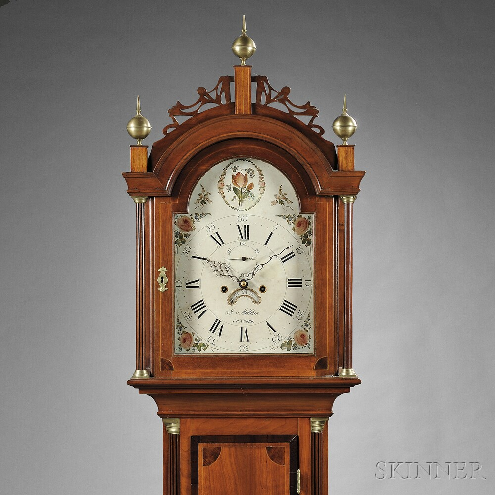 Joseph Mulliken Tall Clock