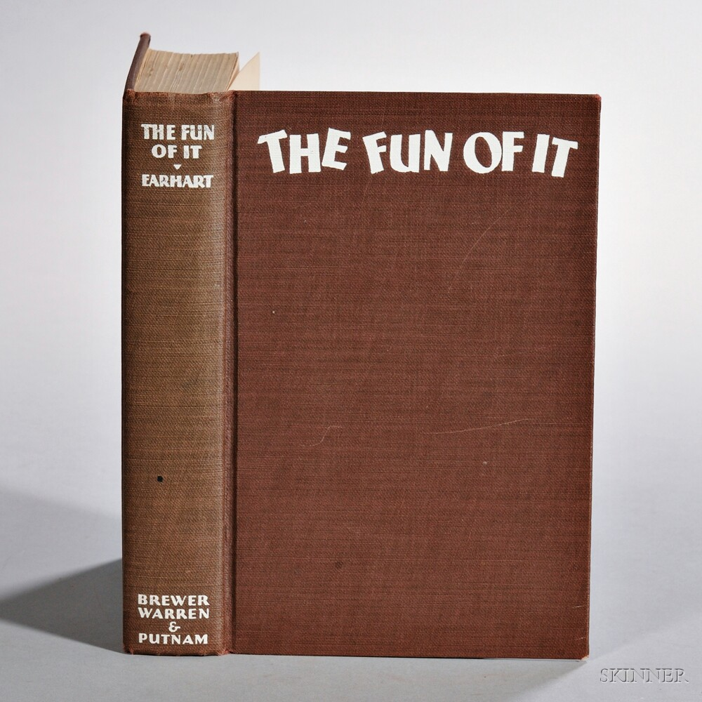 the fun of it amelia earhart pdf