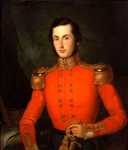 British School, 19th Century    Robert Wigstrom, 10th Hussars