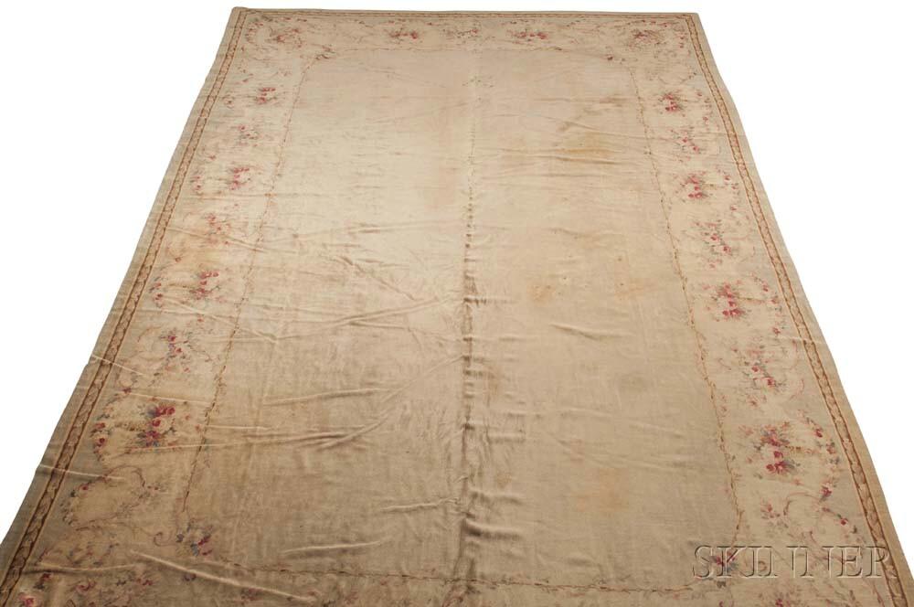 Aubusson Pile Carpet