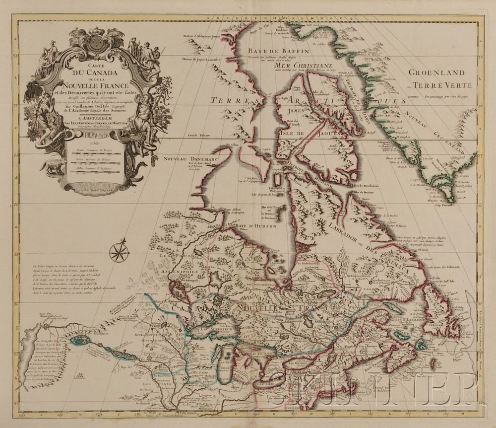 (Maps and Charts, North America)