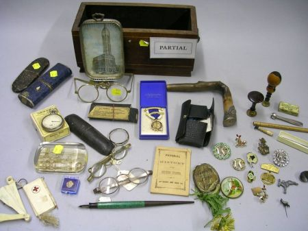 Miscellaneous Lot of Ephemera