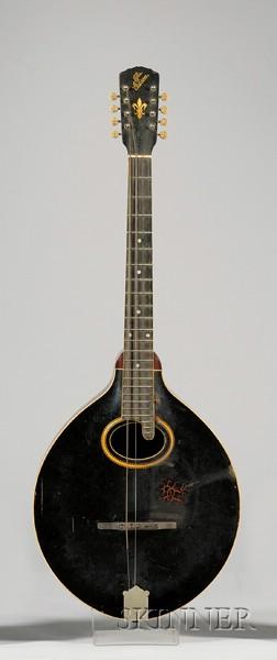 American Mando-Cello, Gibson Mandolin-Guitar Company, Kalamazoo, c. 1916, Model K-2