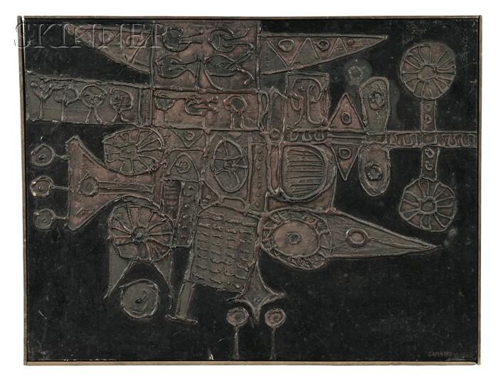 Jose Gamarra (Uruguayan, b. 1934)      Untitled (M62912)