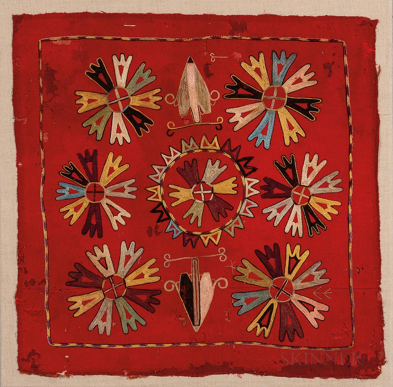 Lakai Silk Embroidery