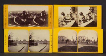 Stereoscopic Views of Paris and Europe