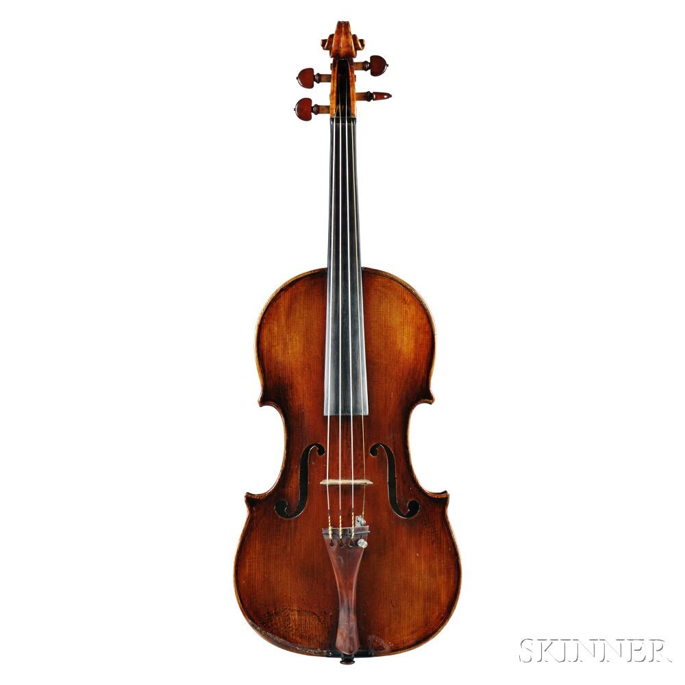 Canadian Violin, George Heinl, Toronto, 1940