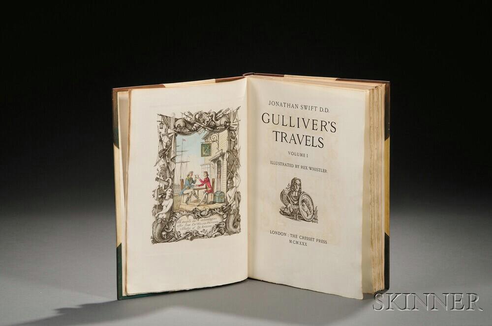 Swift, Jonathan (1667-1745) Gulliver's Travels