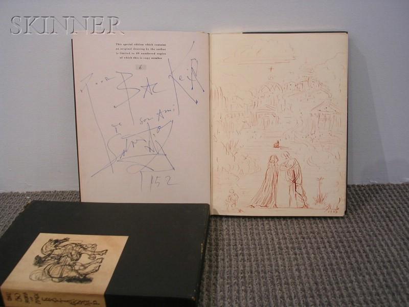 Salvador Dali (Spanish, 1904-1989)      50 Secrets of Magic Craftsmanship