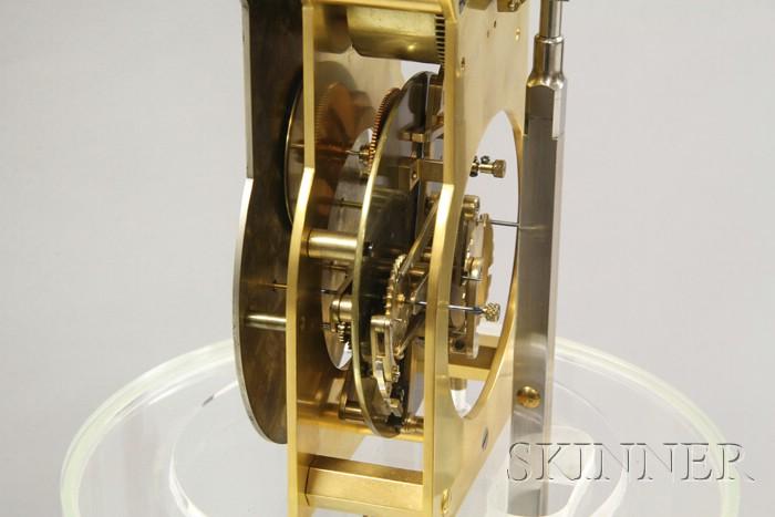 Perpetual Calendar Clock by A. Pendesini