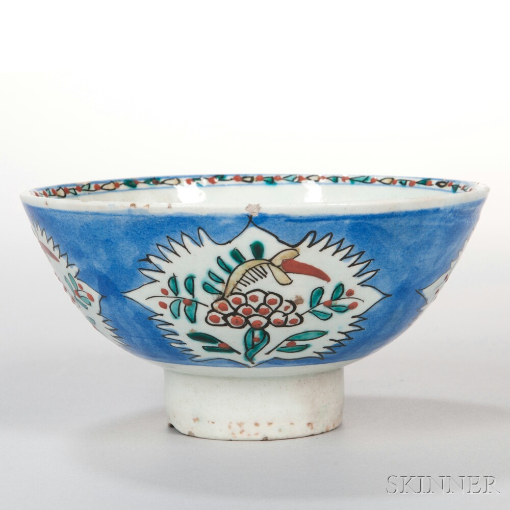 Kutahya Pottery Bowl