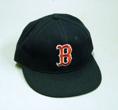 Bruce Hurst Autographed Boston Red Sox No. 47 Hat.