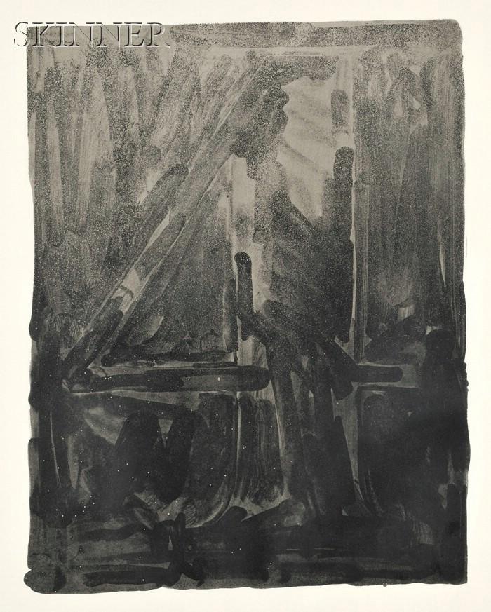 Jasper Johns (American, b. 1930)      Figure 4