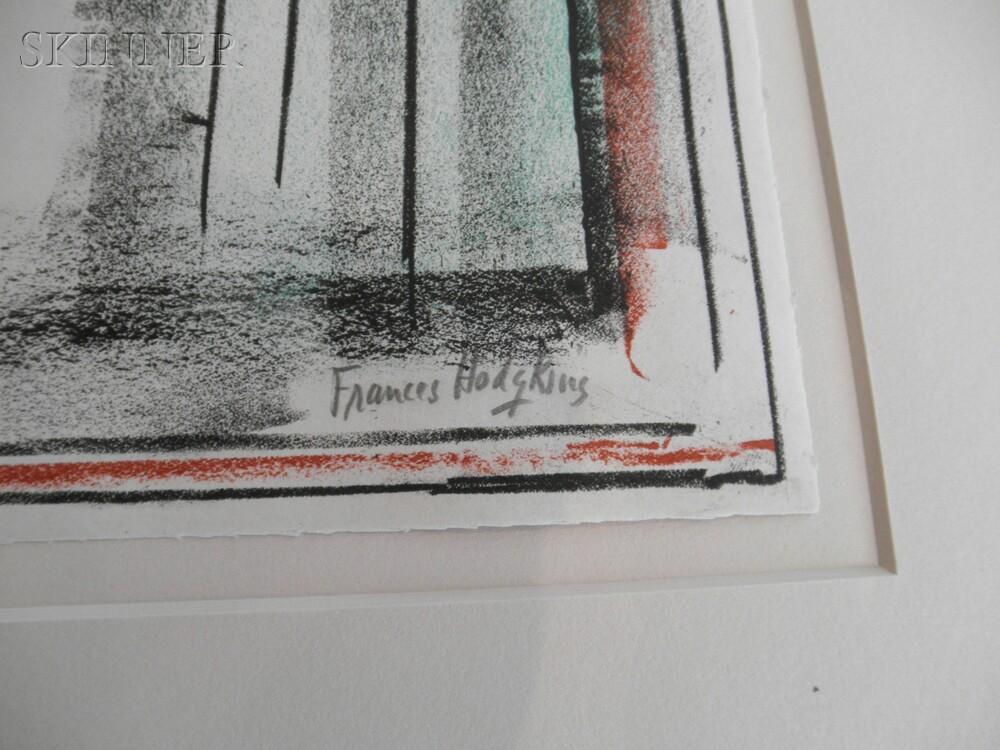 Frances Mary Hodgkins (British, 1869-1947)      Arrangement of Jugs