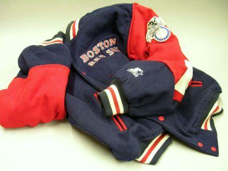 Boston Red Sox Team Wool Jacket