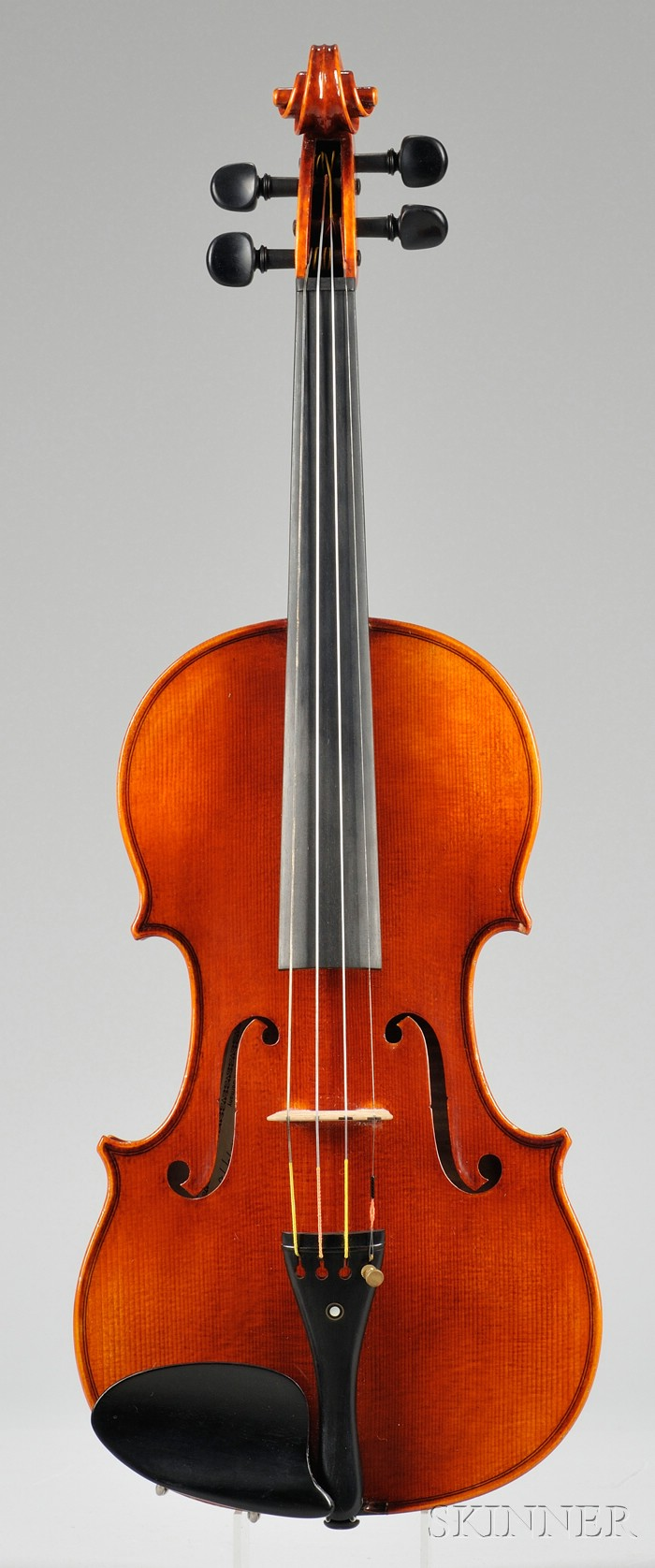 Modern Violin, Roman Teller, Erlangen, 1972