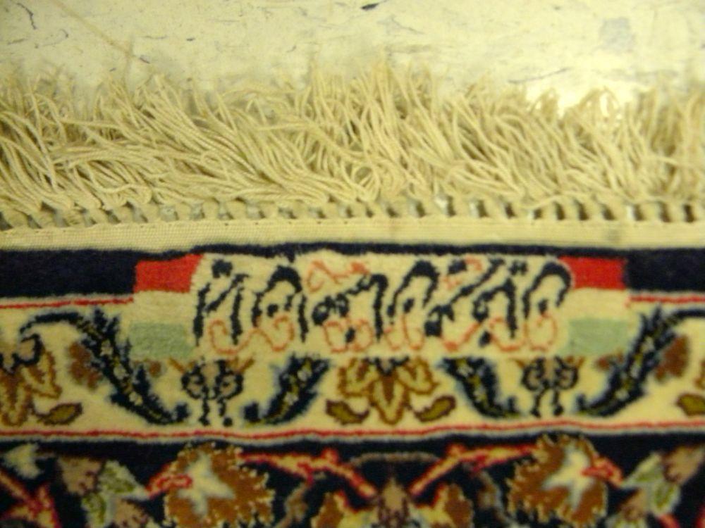 Isphahan Rug