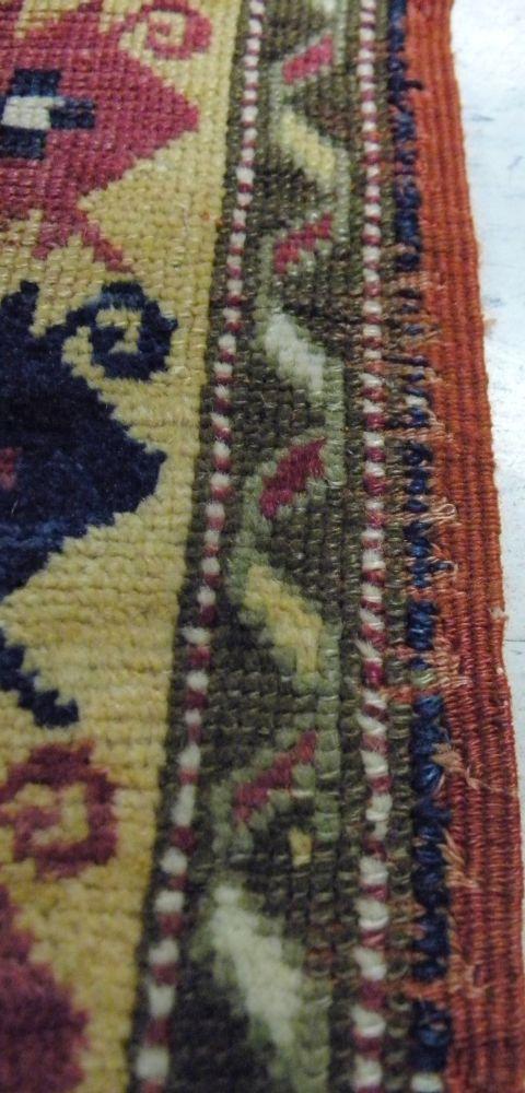 Kirsehir Prayer Rug