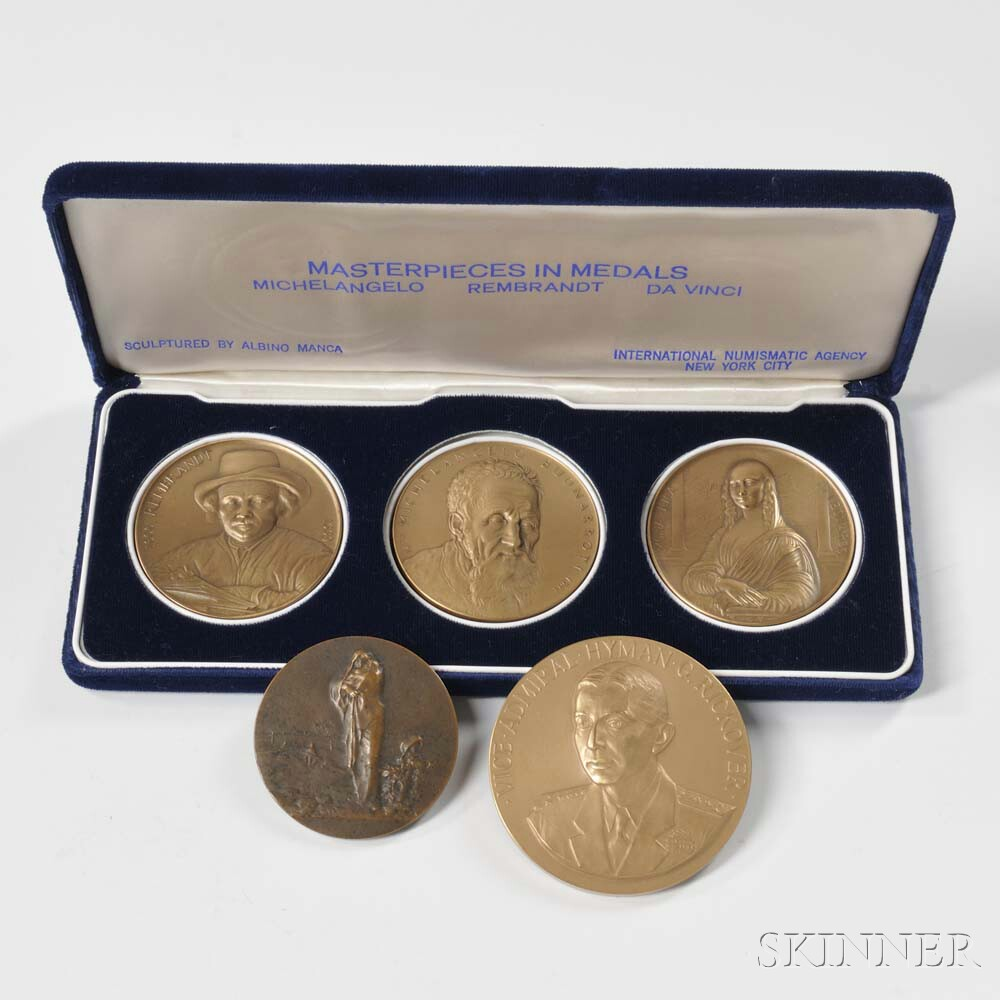 Five Medals