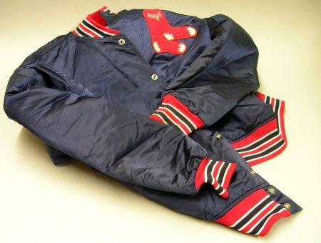 Boston Red Sox Satin Team Jacket