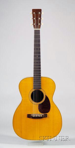 American Guitar, C. F. Martin & Company, Nazareth, 1930, Model OM-28