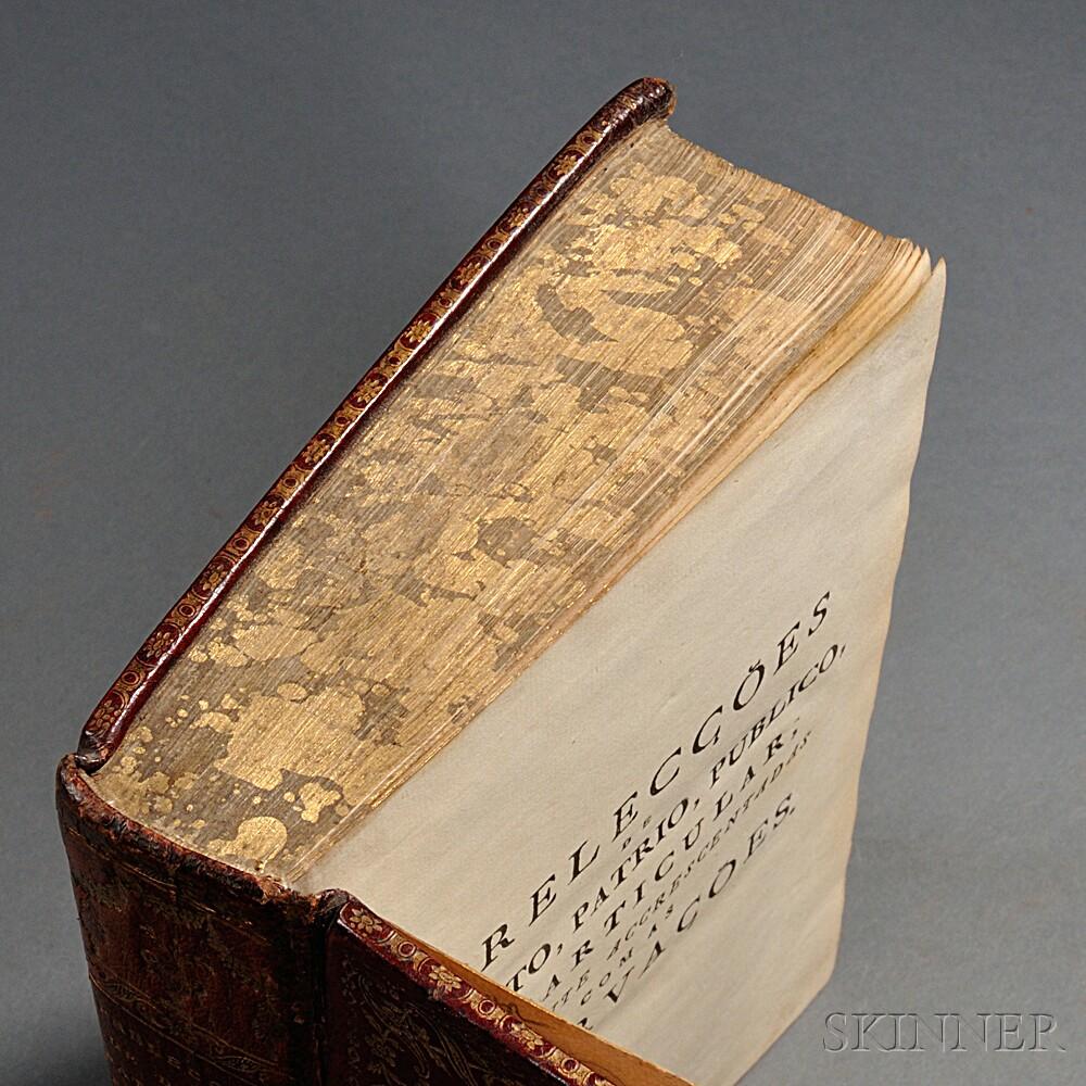 Sousa e Sampaio, Francisco Coelho de (fl. circa 1790) Preleccoes de Direito Patrio Publico, e Particular [First, Second, and Third Part