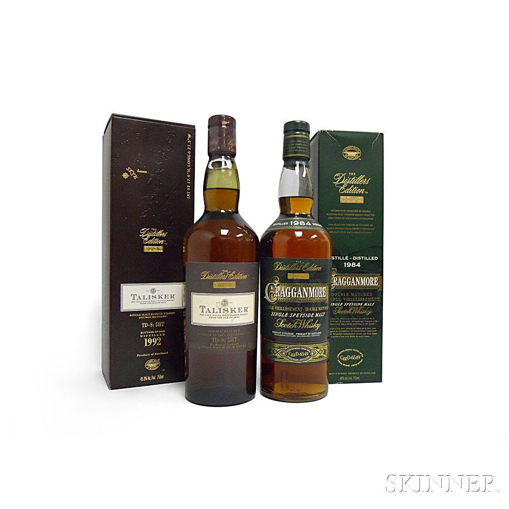 Mixed Distillers Edition, 2 750ml bottles