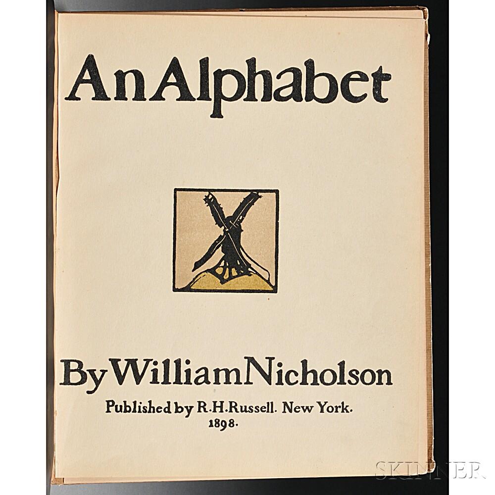 Nicholson, William (1972-1949) An Alphabet