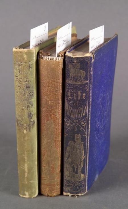 (Children's Books), Three titles