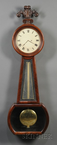 American Clock Auction Skinner Auctioneers Amp Appraisers