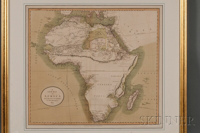 (Maps and Charts, Africa)