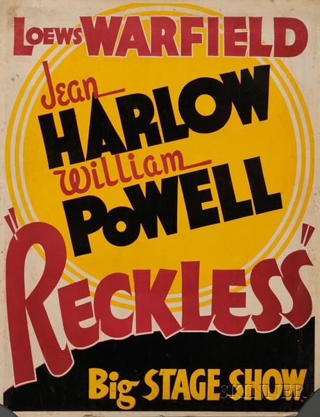 Jean Harlow/Reckless