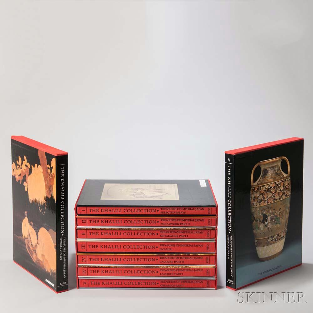 Nasser D. Khalili Collection, Joe Earle (general ed.)