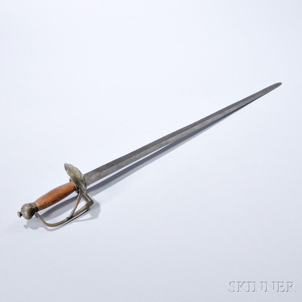 Yeoman Warder's Sword