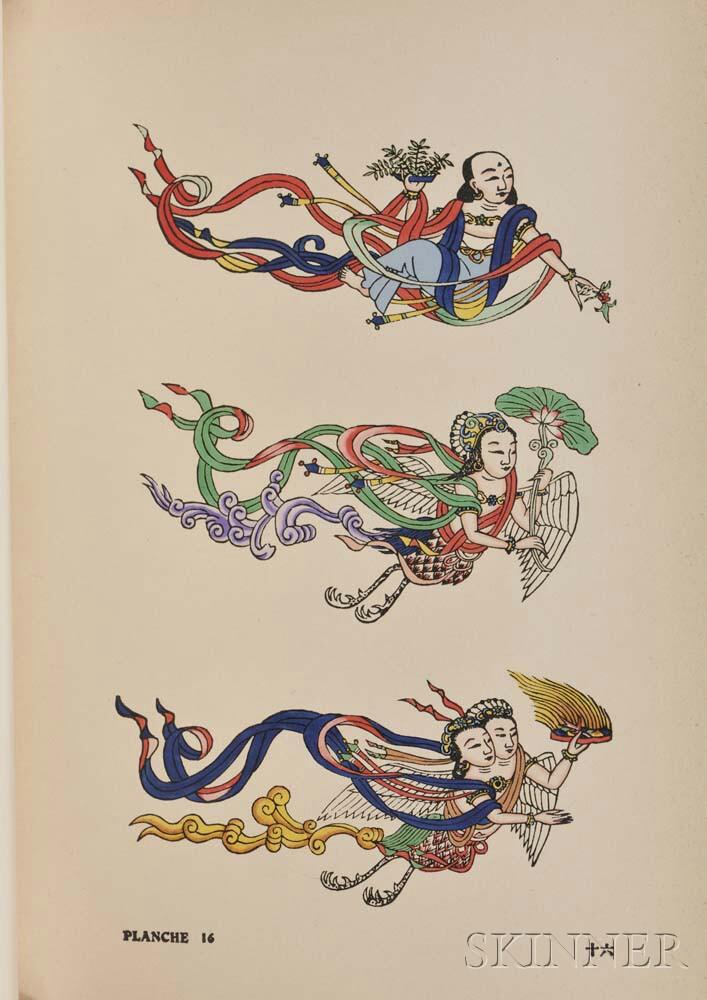 Elements de Decoration Chinoise. Motifs Decoratifs Releves dans les on